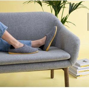Mahabis Classic Wool Slippers